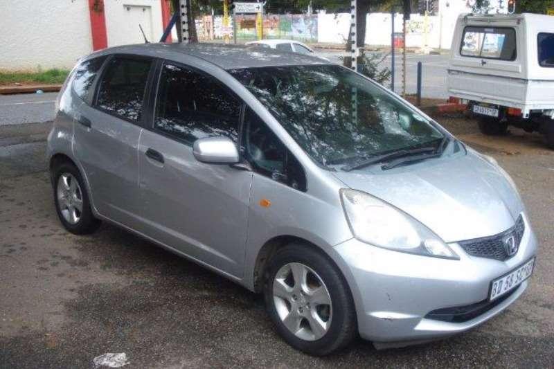 Honda Jazz 1.4 LX automatic 2011