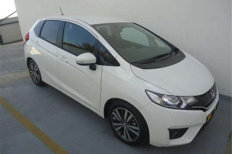 Honda Jazz 1.5 Dynamic 2016