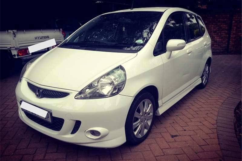 2006 Honda Jazz 15 Ex Automatic Cars For Sale In Gauteng R 63