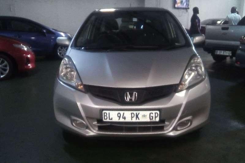 2011 Honda Jazz 1.5 CVT