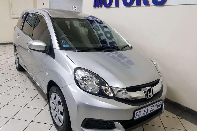 2016 Honda Mobilio Mobilio 1 5 Trend Cars For Sale In Kwazulu Natal