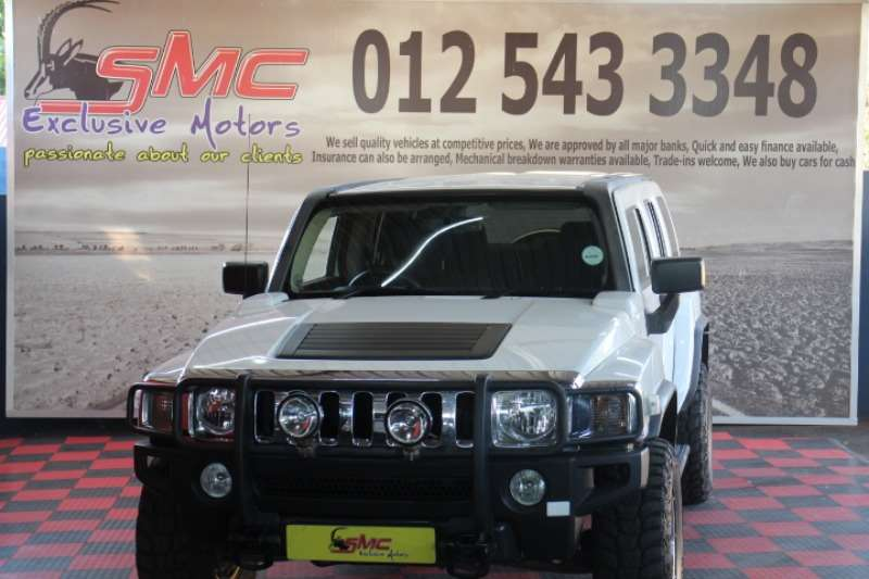 2008 Hummer H3 automatic