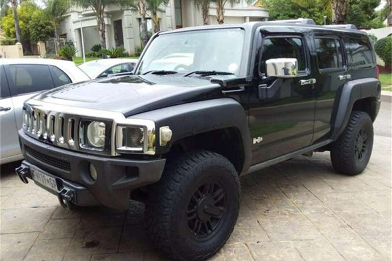 2007 Hummer H3 Adventure automatic