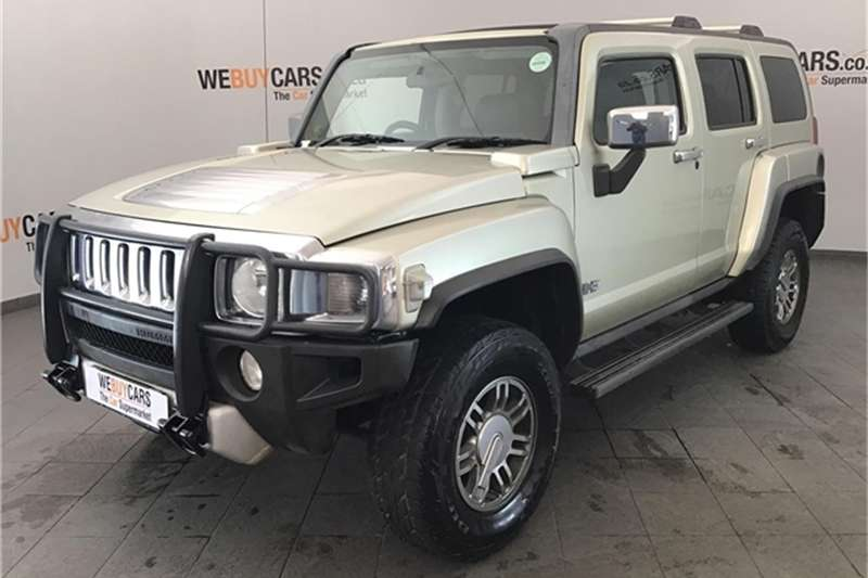 2008 Hummer H3 Adventure automatic