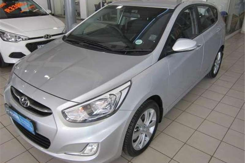 Hyundai Accent 1.6 Fluid Auto 2016