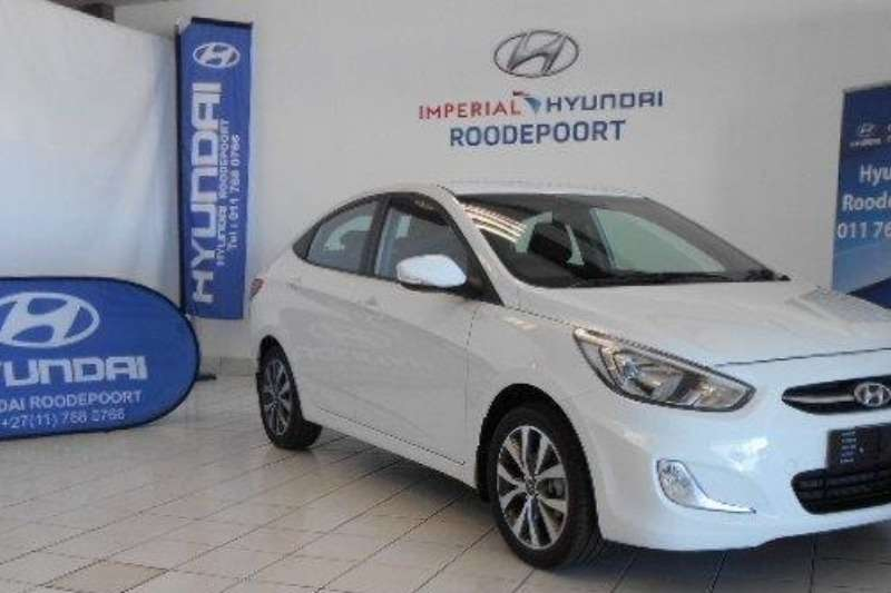Hyundai Accent 1.6 Fluid MT 2018