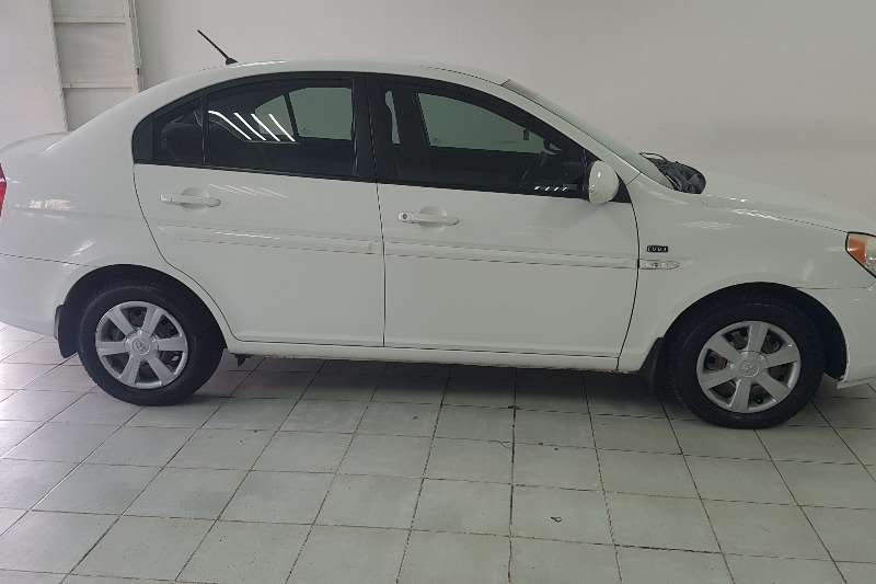 2007 hyundai accent 1 6 gl sedan petrol fwd manual cars for sale in gauteng r 70 000. Black Bedroom Furniture Sets. Home Design Ideas