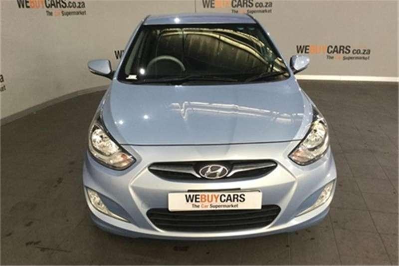 Hyundai Accent 1.6 GLS 2013