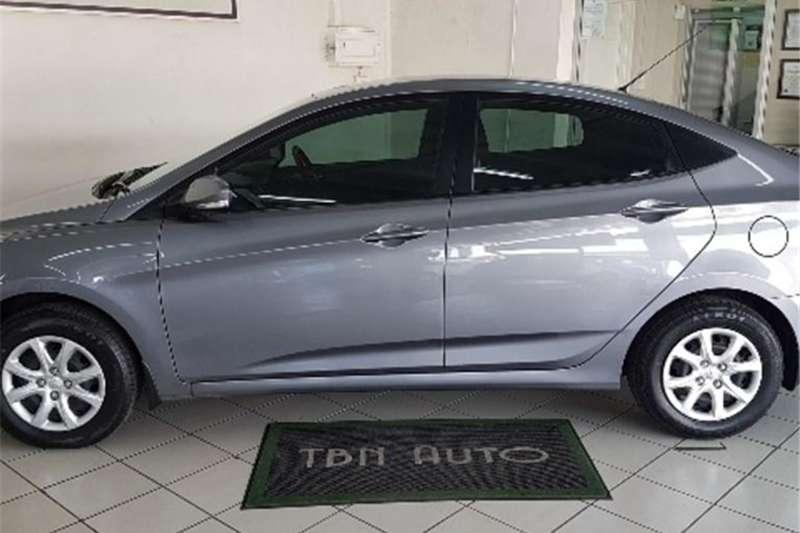 Hyundai Accent 1.6 GLS 2014
