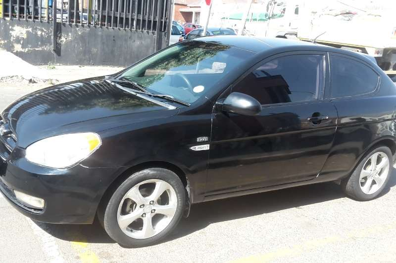 Hyundai Accent 1.6 GLS 3 Door 2005