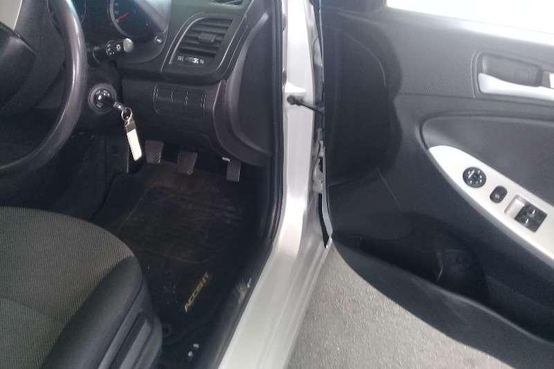Hyundai Accent 1.6 GLS high spec 2014