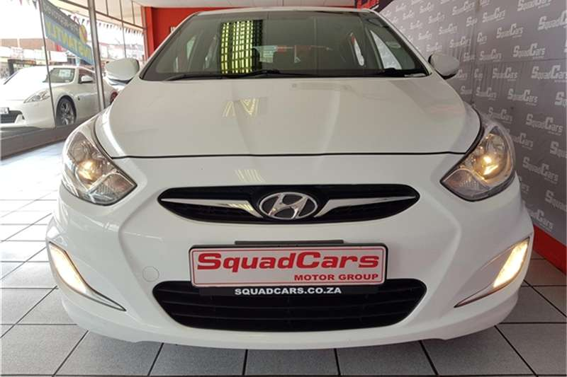 Hyundai Accent hatch 1.6 Fluid 2014