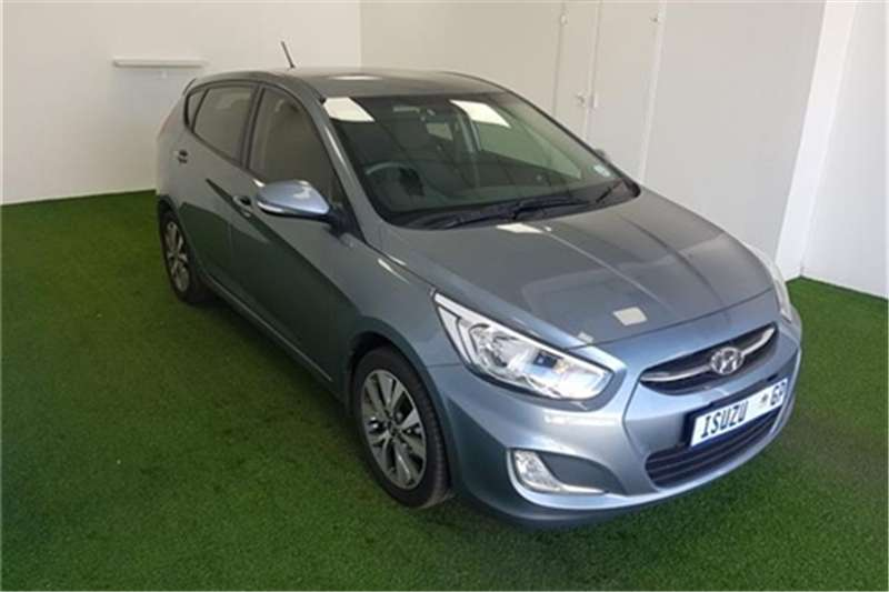Hyundai Accent hatch 1.6 Fluid 2018