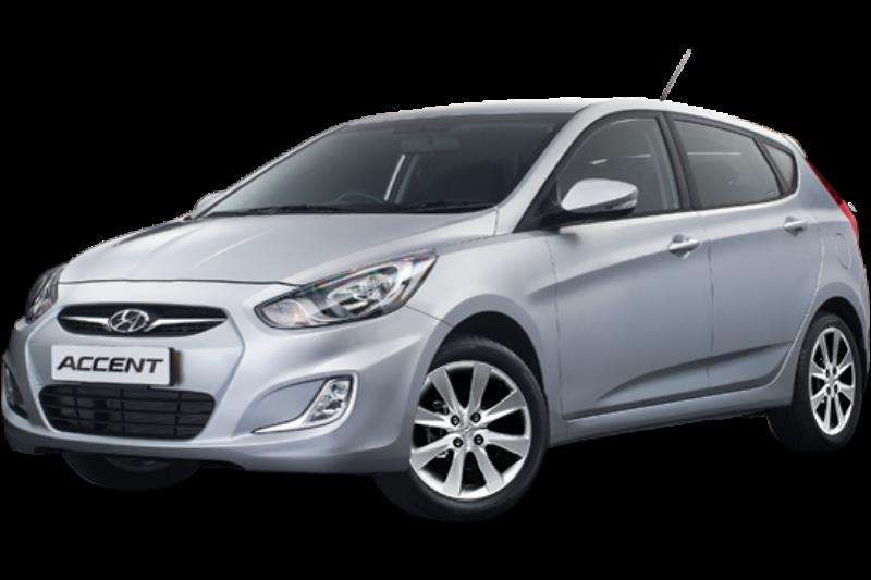 2019 Hyundai Accent hatch 1.6 Fluid auto