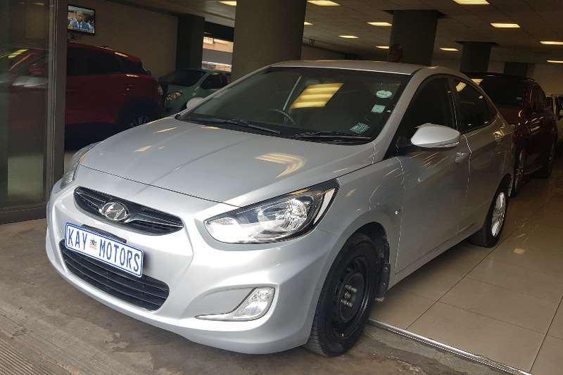 2013 Hyundai Accent 1.6 GLS