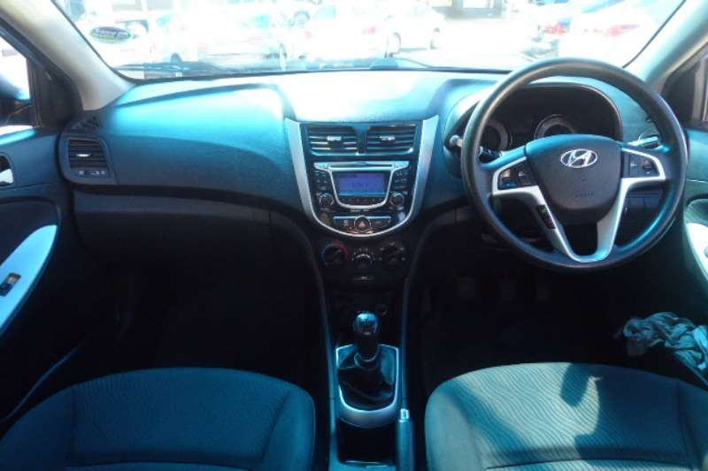 2012 hyundai accent manual transmission
