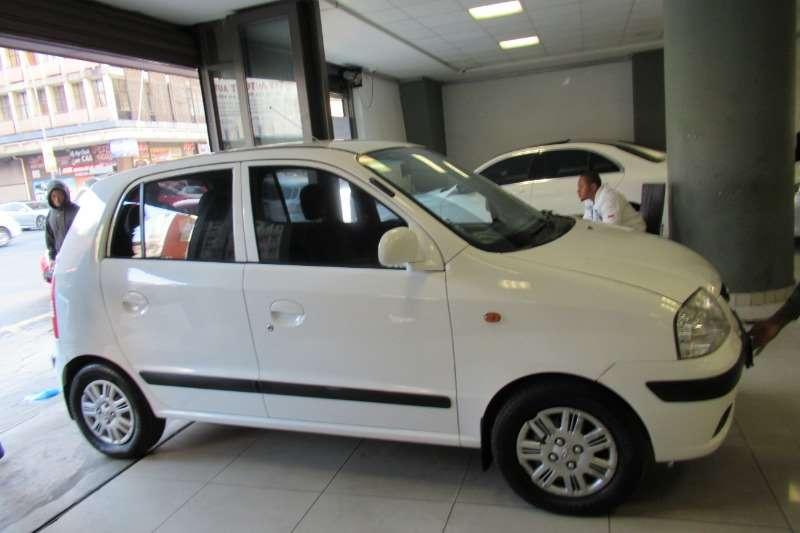 2011 Hyundai Atos
