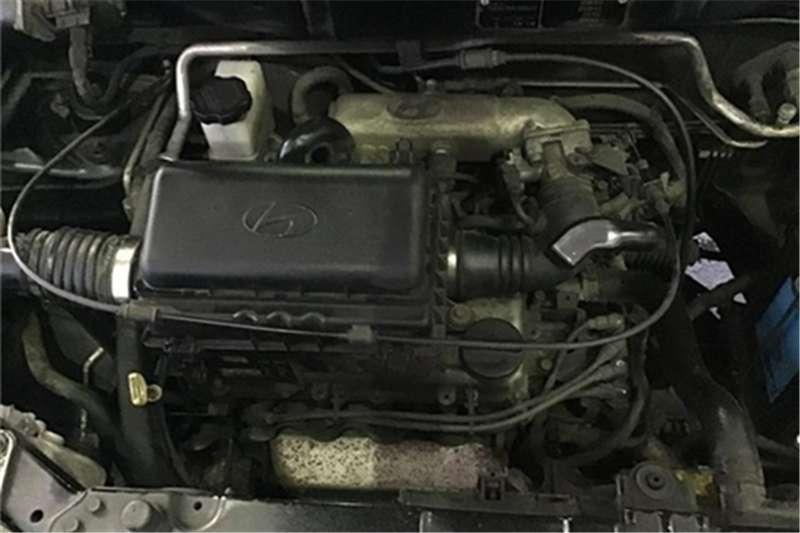 Hyundai Atos Prime 1.1 GLS 2008
