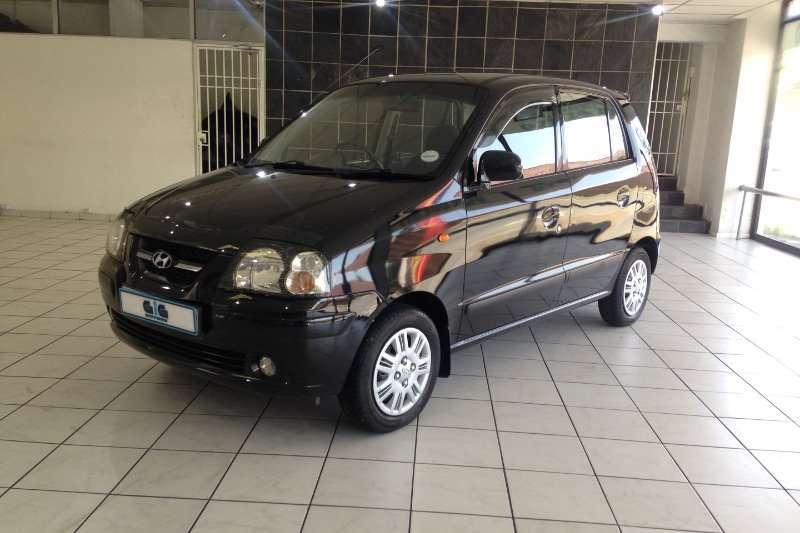 2005 Hyundai Atos Prime