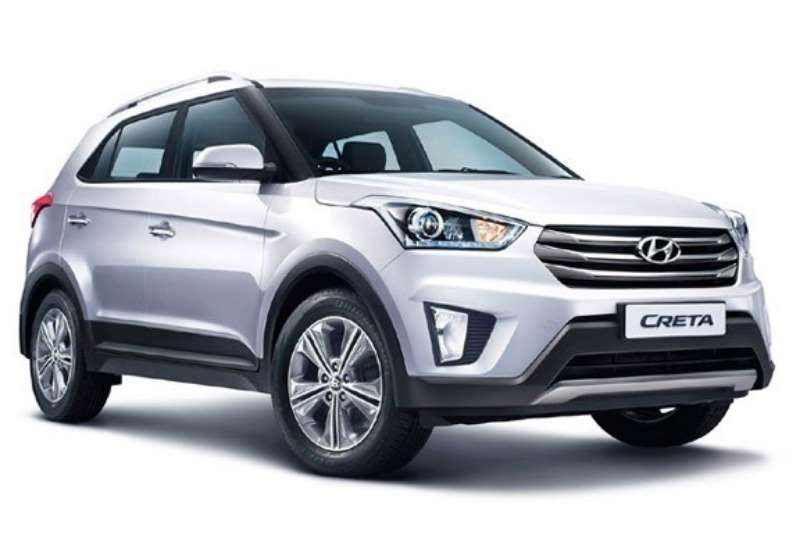 Hyundai Creta 1.6 CRDi Executive auto 2018