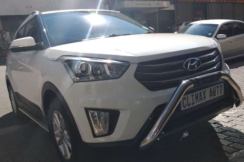 2017 Hyundai Creta 1.6 Executive