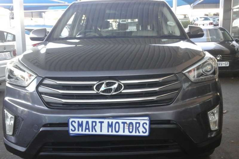 2018 Hyundai Creta 1.6 Executive