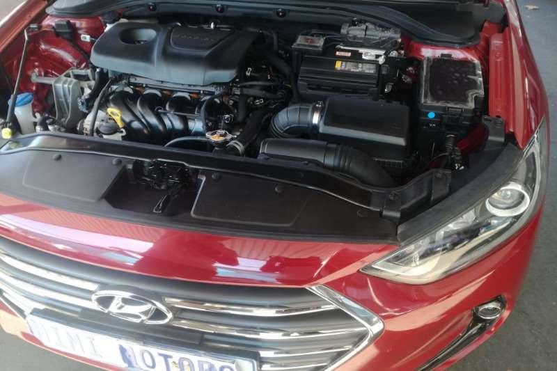 Hyundai Elantra 1.6 2018