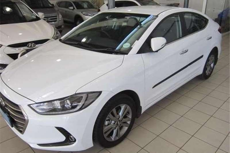 Hyundai Elantra 1.6 Executive 2017