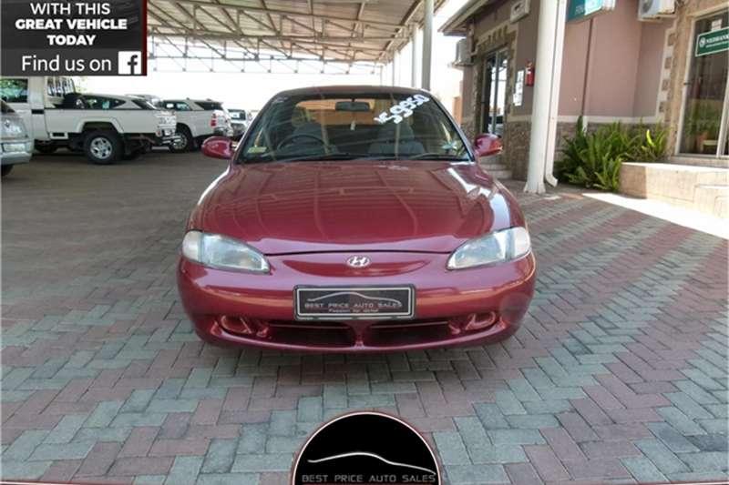 Hyundai Elantra 1.6 GlS 1998