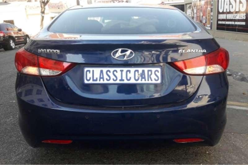 Hyundai Elantra 1 6 Gls Automatic