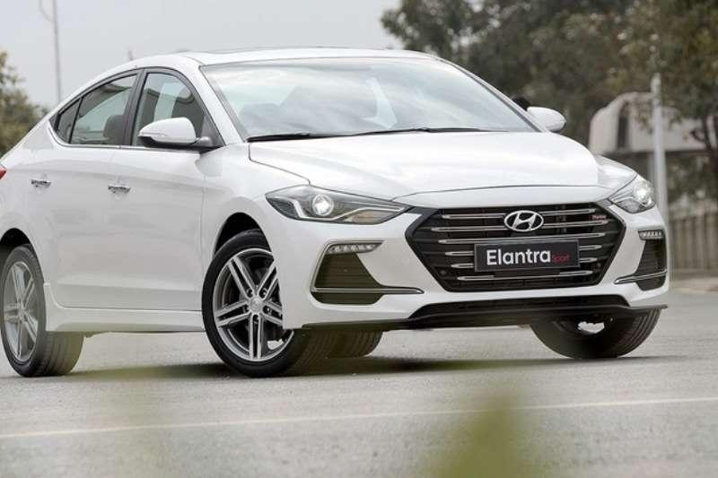 Hyundai Elantra 1.6 Turbo Elite DCT 2018
