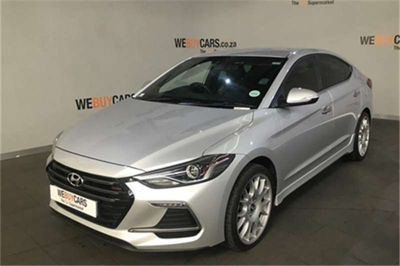 Hyundai Elantra 1.6 Turbo Elite Sport 2018