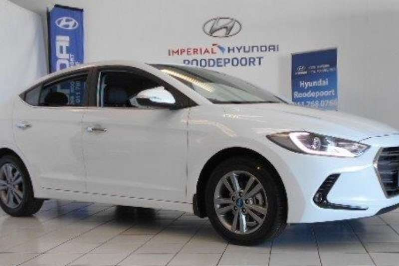 Hyundai Elantra 2.0 ELITE AT 2018