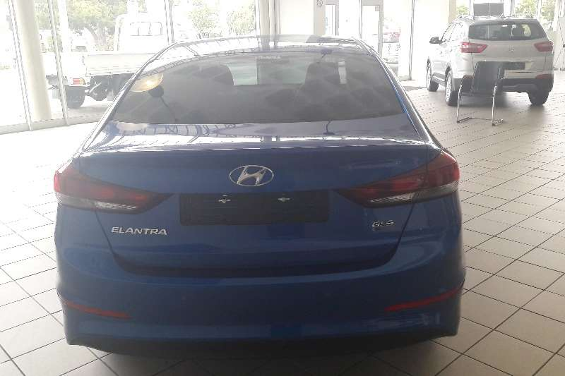 2018 Hyundai Elantra 1.6 Executive auto