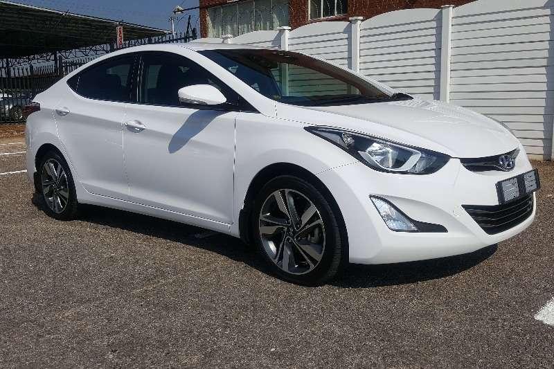 2015 Hyundai Elantra 1.6 Premium auto