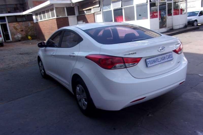 2013 Hyundai Elantra 2.0 GLS