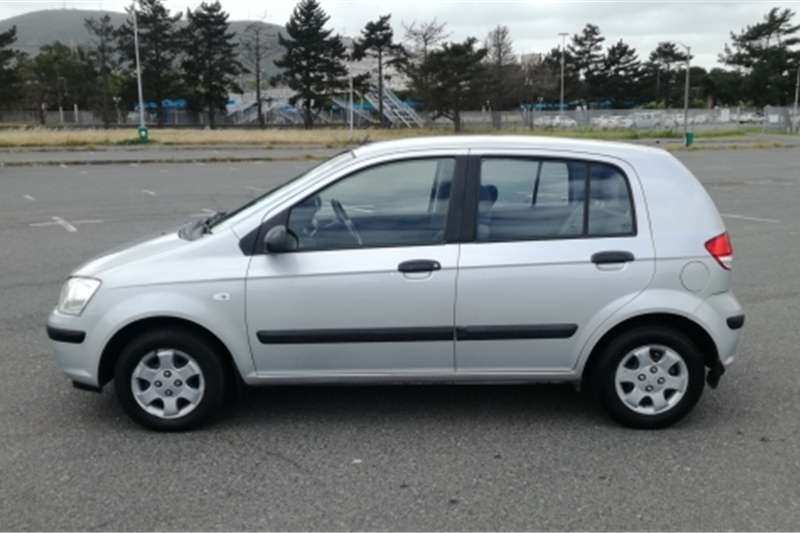 2003 Hyundai Getz 1 3 Gl A C Cars For Sale In Western Cape