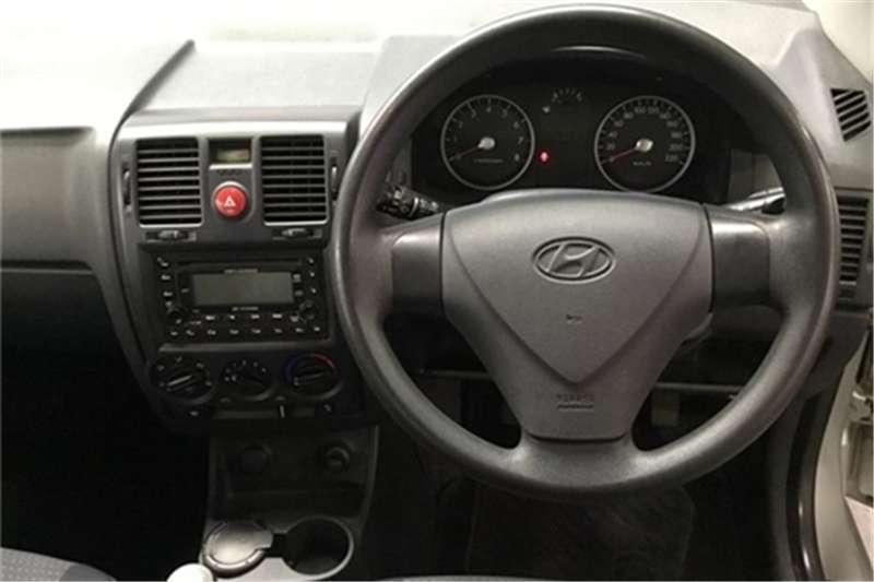 Hyundai Getz 1.4 GL high spec 2008
