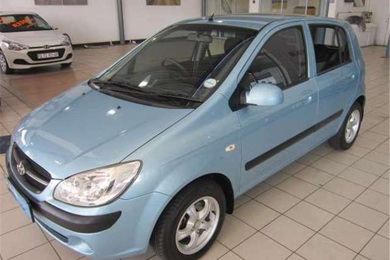 Hyundai Getz 1.4 GL high spec 2010