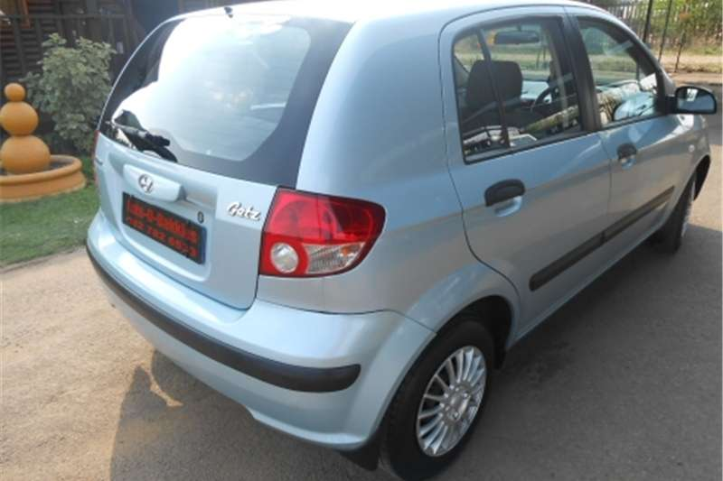 2004 hyundai getz 1 4 manual cars for sale in gauteng r 59 000 on auto mart. Black Bedroom Furniture Sets. Home Design Ideas