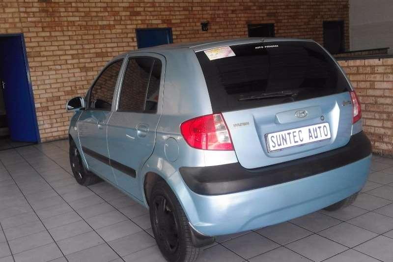 Hyundai Getz 1.6 2010