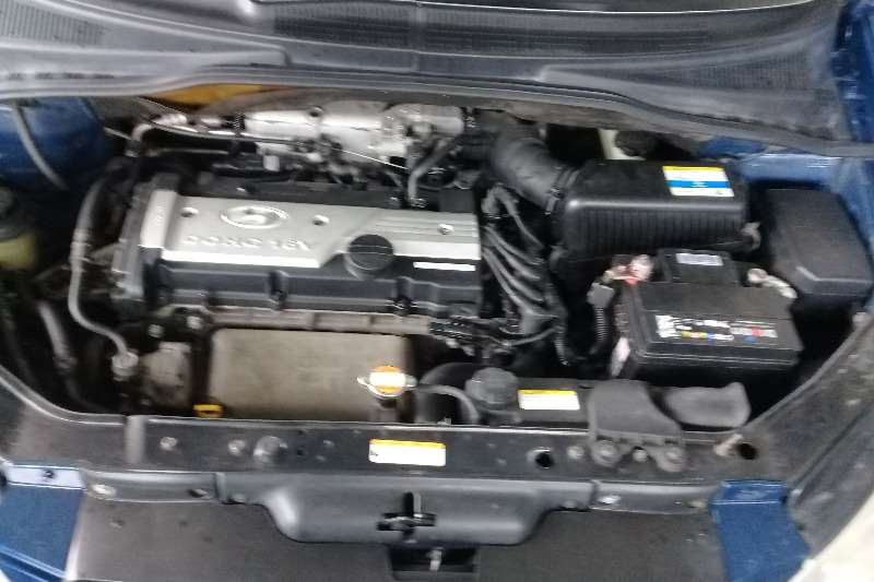 Hyundai Getz 1.6 GL high spec 2005