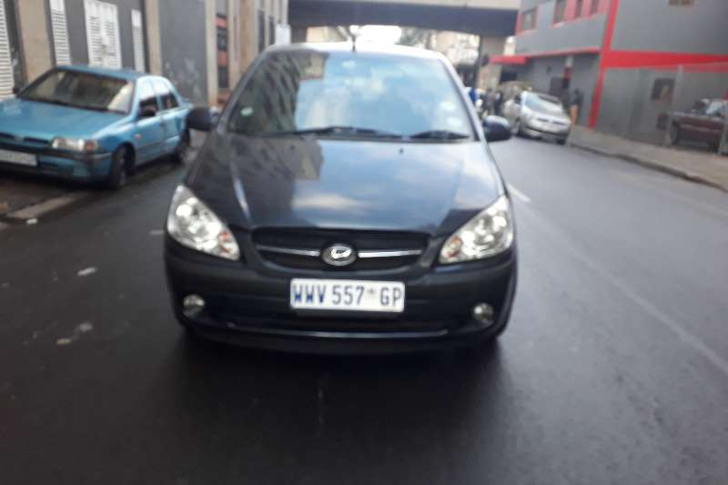 2008 Hyundai Getz 1.6 GL high spec