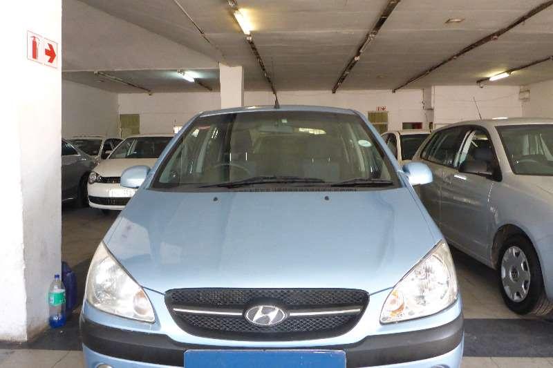 2006 Hyundai Getz 1.3
