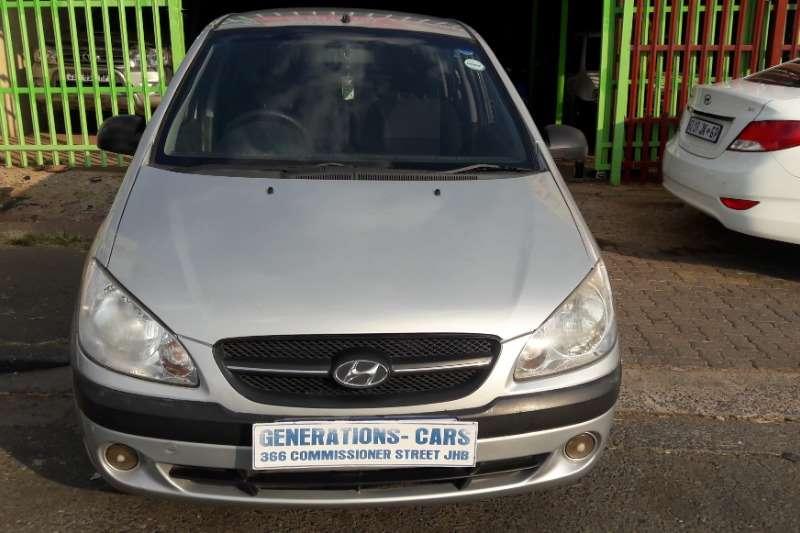 2009 Hyundai Getz 1.3