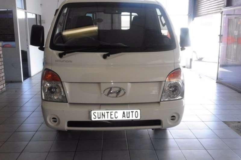 2011 Hyundai H-100 B