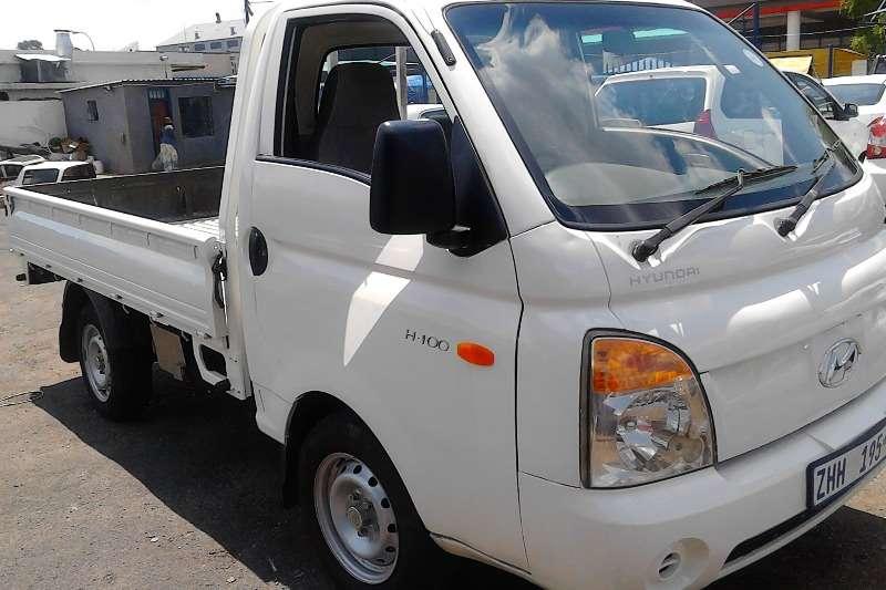 2011 Hyundai H-100 Bakkie 2.5TCi tipper