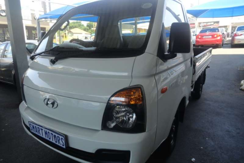 2013 Hyundai H-100 Bakkie 2.6D deck