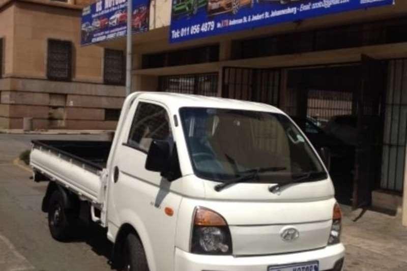 2012 Hyundai H-100 Bakkie 2.5TCi tipper