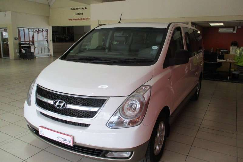 2016 Hyundai H1 H 1 2 5CRDi wagon GLS Multi purpose vehicle Diesel